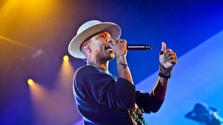 Pharrell står bag nyt film-soundtrack