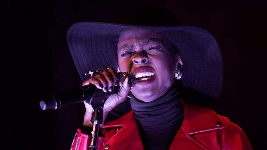 Lauryn Hill giver dansk koncert