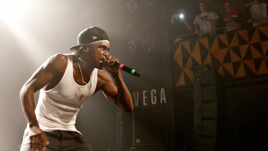 Den kontroversielle rapper Hopsin gæster Vega til februar