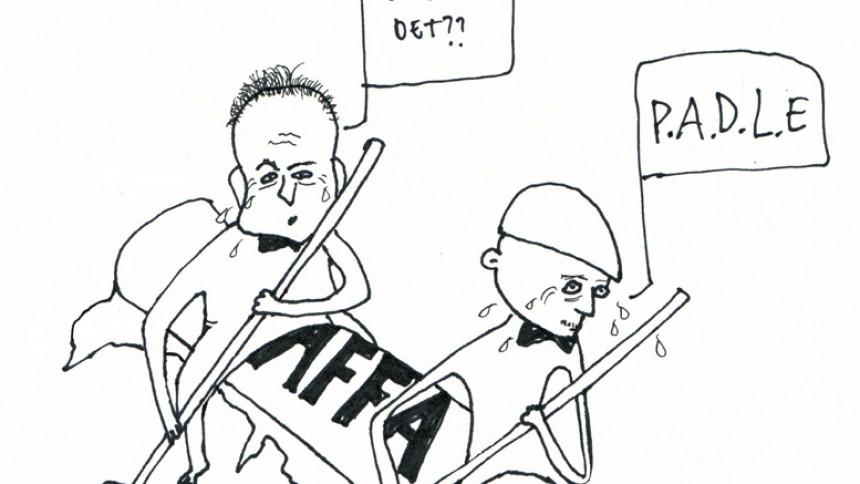 Se GAFFAs satiretegninger med Bieber, Miley og GAFFA-Pris-kaos