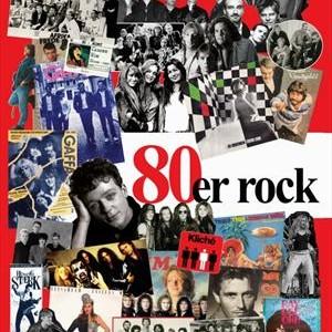 Jens-Emil Nielsen: 80'er rock - Dansk rock 1980-1990