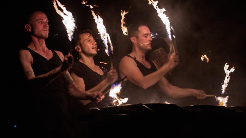 Copenhagen Drummers - LIGHTS ON