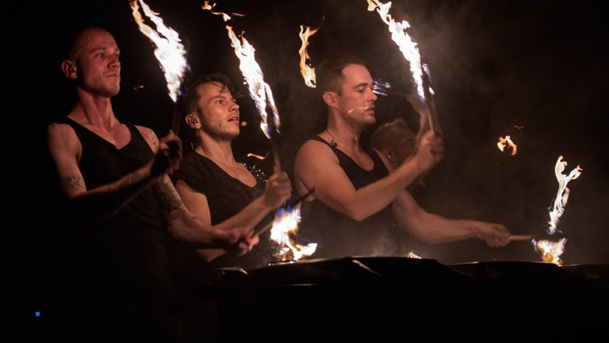 Copenhagen Drummers - the GRAND TOUR