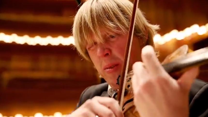 Klassiske musikere nedlagt af Chili Klaus
