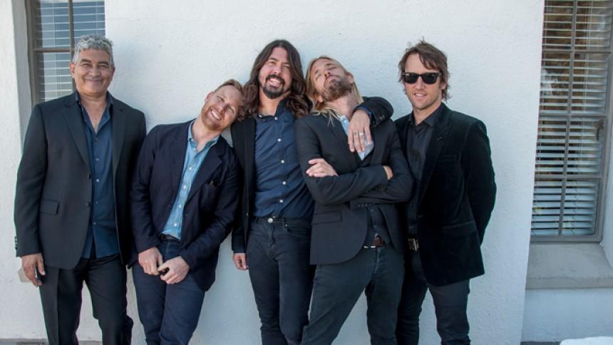 Foo Fighters – De onde hippier