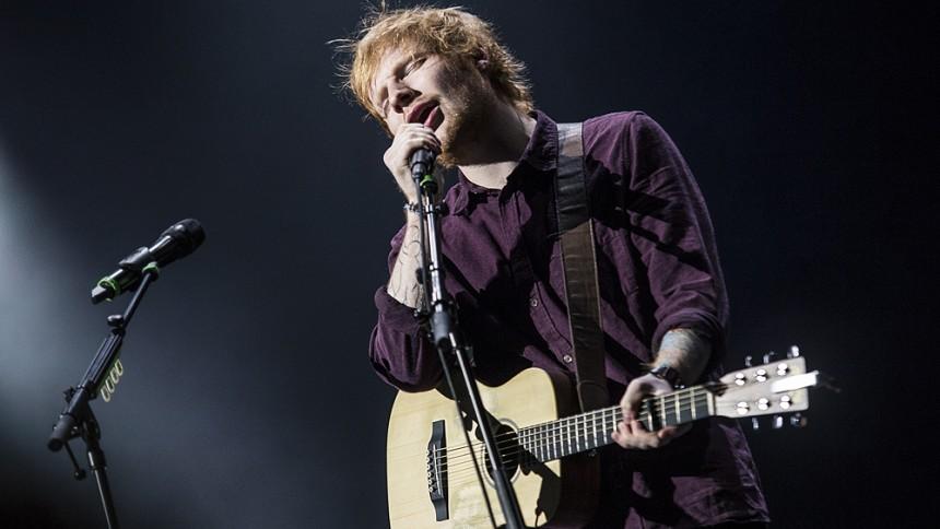 Ed Sheeran skal være vært til MTV European Music Awards