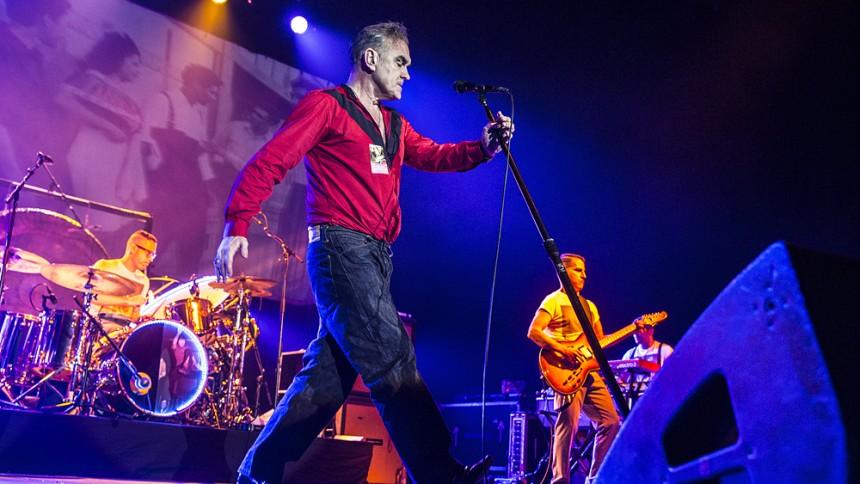 Morrissey: Jeg blev udsat for sexchikane