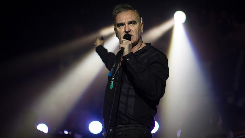 Morrissey aflyser koncert – spillestedet vil ikke blive vegetarisk