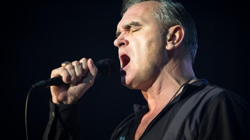 Morrisseys første roman er lige om hjørnet