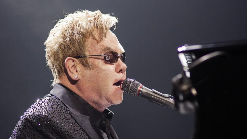 Elton John tilbage til Danmark
