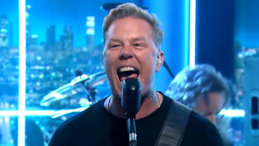 James Hetfield var inspireret af Chris Isaak
