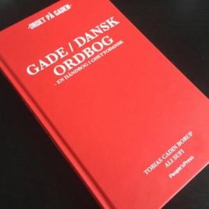 Tobias TBA Borup og Ali Sufi: Gade / Dansk Ordbog – En Håndbog I Ghettodansk