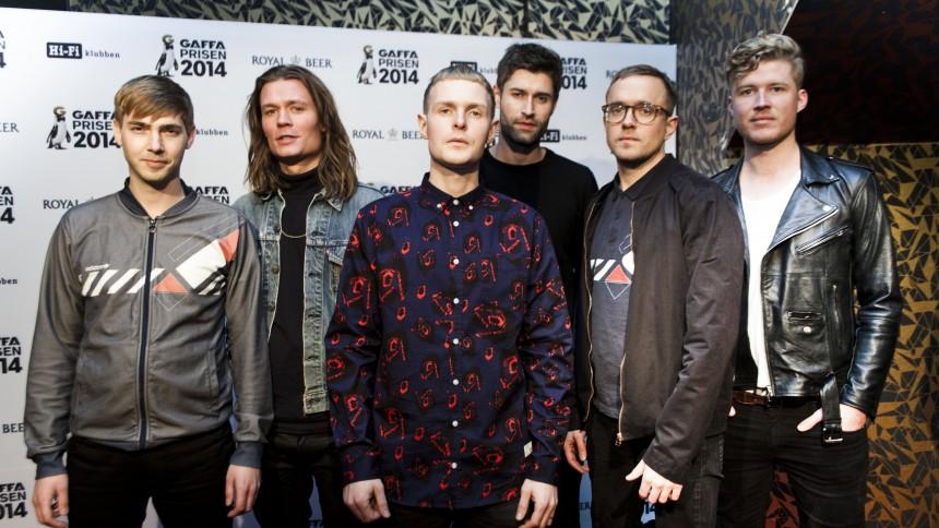 The Minds of 99 tager på turné – og indspiller album