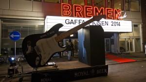Stemning - Gaffa Prisen 2014 - Bremen 041214