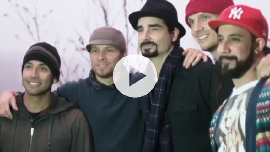 Se traileren til Backstreet Boys' dokumentar