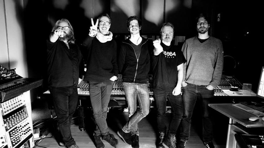 Snart albumaktuelle Saybia mister bandmedlem