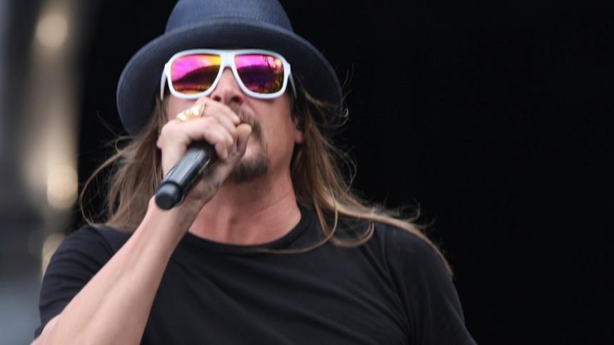 Kid Rock: Legaliser og beskat alle stoffer