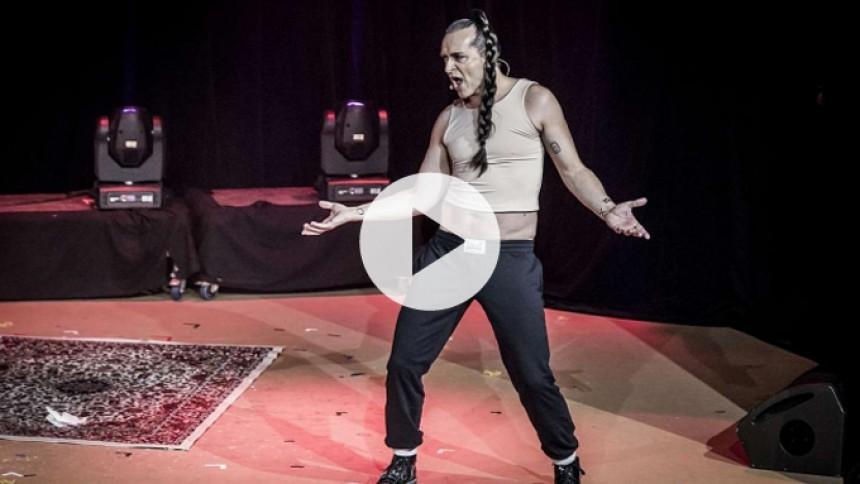 Video: Se Martin Brygmann som MØ til GAFFA-Prisen