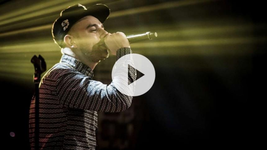 Video: Se TopGunn live til GAFFA-Prisen