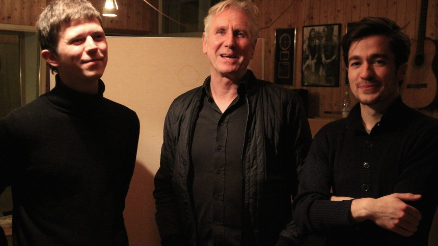Videopremiere: Steffen Brandt synger med Maskinvåd