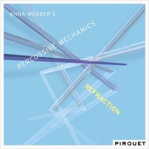 Anna Webber's Percussive Mechanics: Refraction