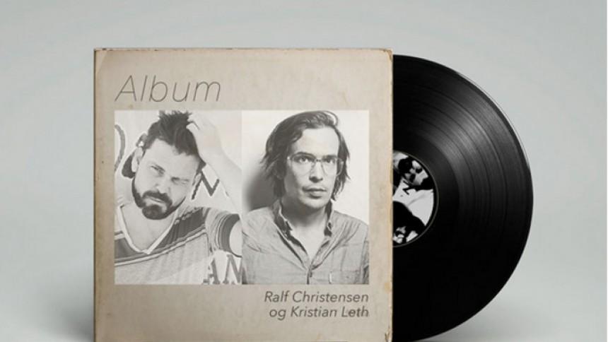 Det genopståede radioprogram Album klar med de udvalgte
