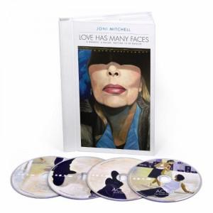 Joni Mitchell: Love Has Many Faces