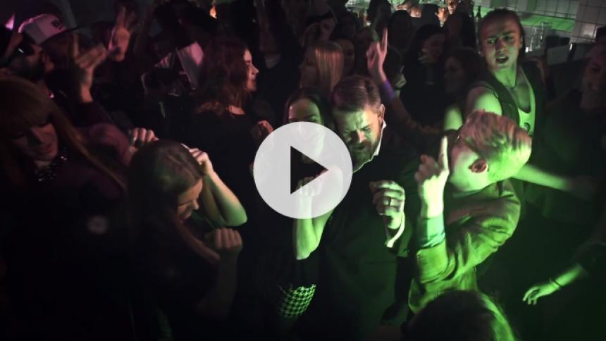 Vild $mith, Sjit Happens og Stig Rossen i ny video