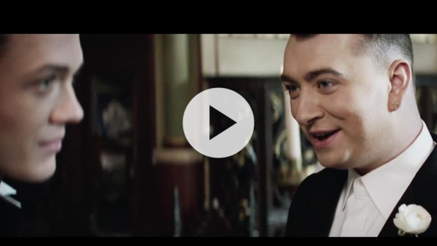 Sam Smith offentliggør kontroversiel video