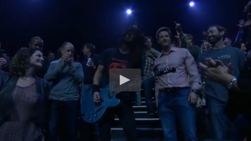 Se hele Foo Fighters' koncert fra Austin City Limits