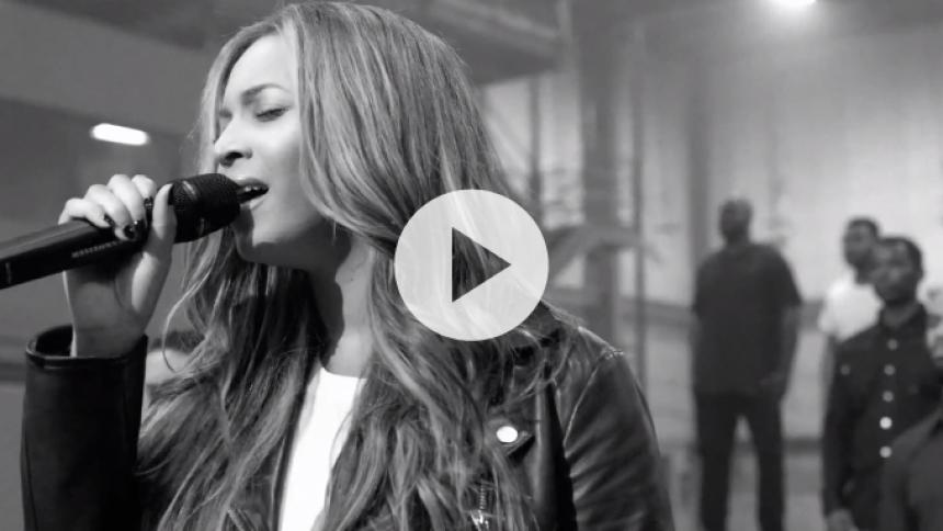 Video: Beyoncé forklarer politisk budskab bag Grammy-optræden