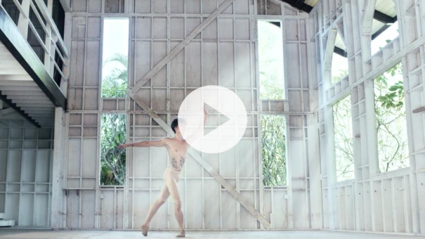 Se imponerende balletvideo til Hoziers Take Me To Church