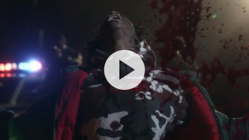 Joey Bada$$ protesterer mod politivold i ny musikvideo