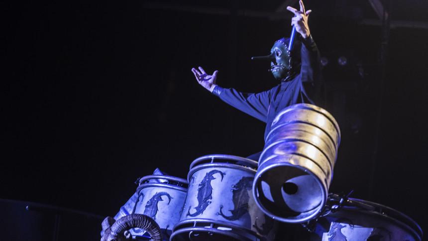 Slipknot: Chris er ikke længere medlem af gruppen