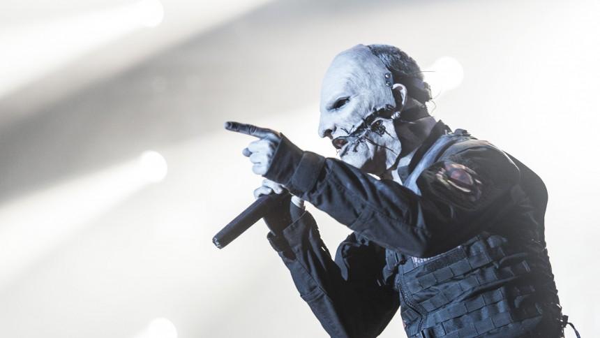 Køb Slipknots masker til Halloween
