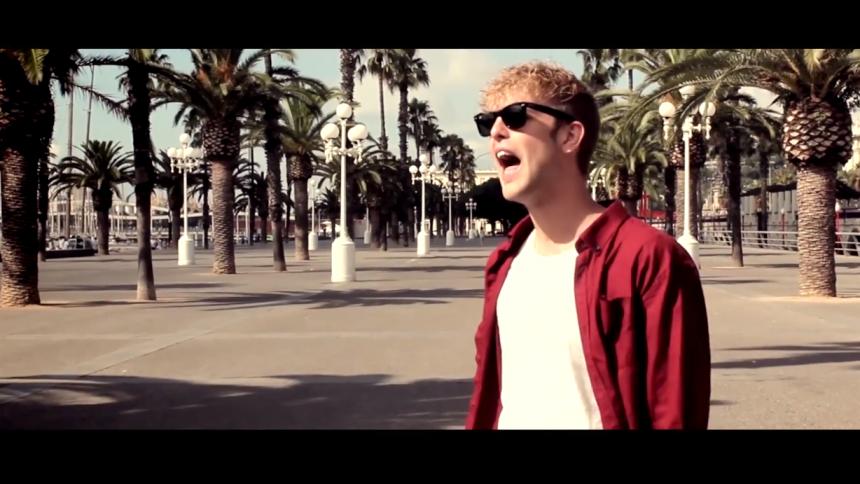 Musikvideo: Rufus Spencer drager til de varme himmelstrøg