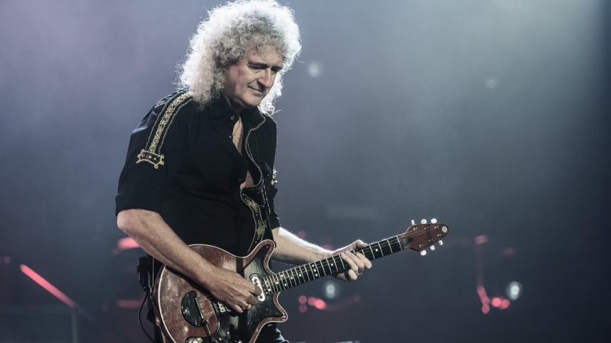 Queen-guitarist skeptisk over for dansk rumforsknings-studie