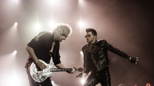 Queen + Adam Lambert Jyske Bank Boxen, Herning, søndag d. 15. februar 2015