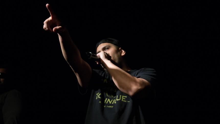 Immortal Technique erstatter Freddie Gibbs på Roskilde Festival