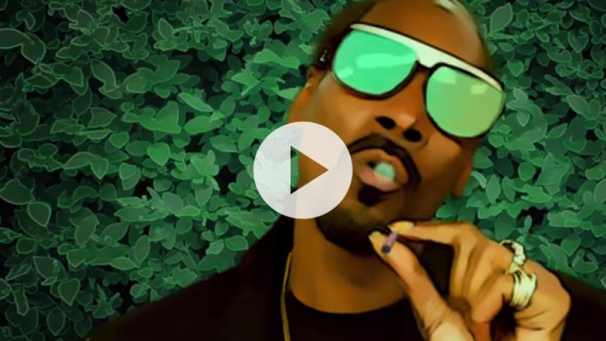Se teaser: Jointrygende Snoop Dogg annoncerer nyt album