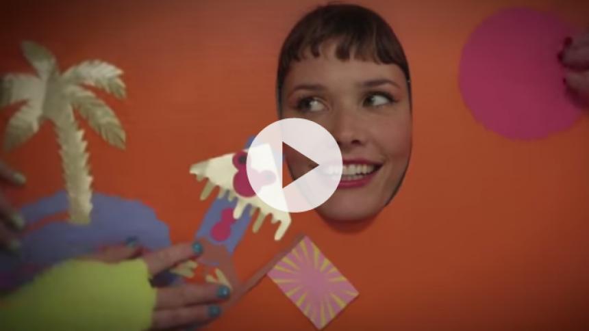 Video: Se Oh Land a la Jørgen Clevin