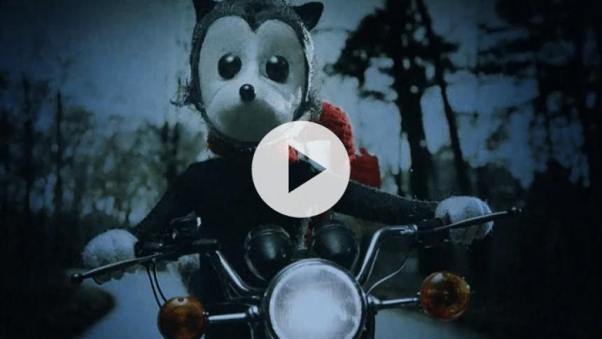 Se barsk, animeret video fra The Prodigy