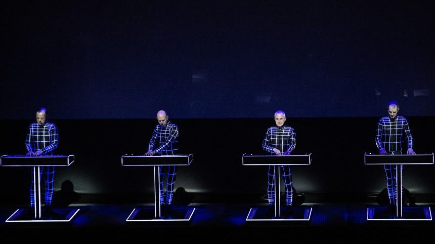 Kæmpe fotoserie: Kraftwerk indtog Koncerthuset