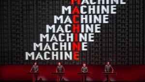 Kraftwerk, DR Koncerthuset, 26-2-2015