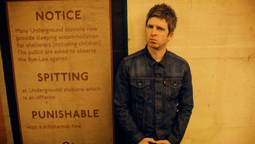 Noel Gallagher ramt af sygdom