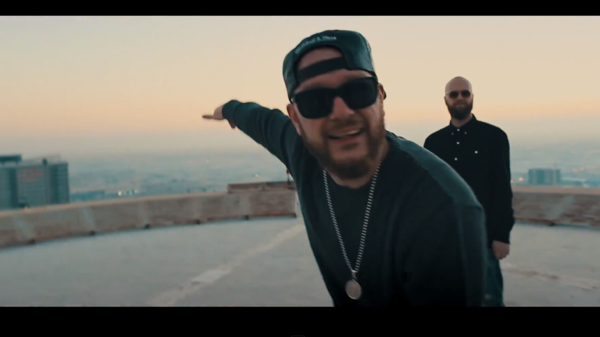 Videopremiere: Råt og rammende med J-Spliff & Jonas