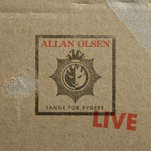 Allan Olsen: Sange For Rygere - Live