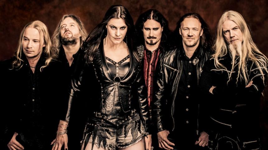 Nightwish kommer til Danmark