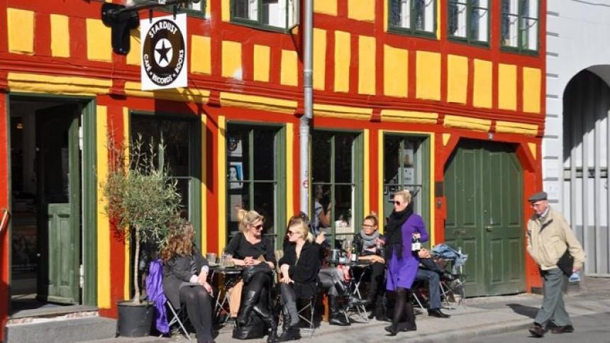 Pladebutik i Aarhus drejer nøglen om