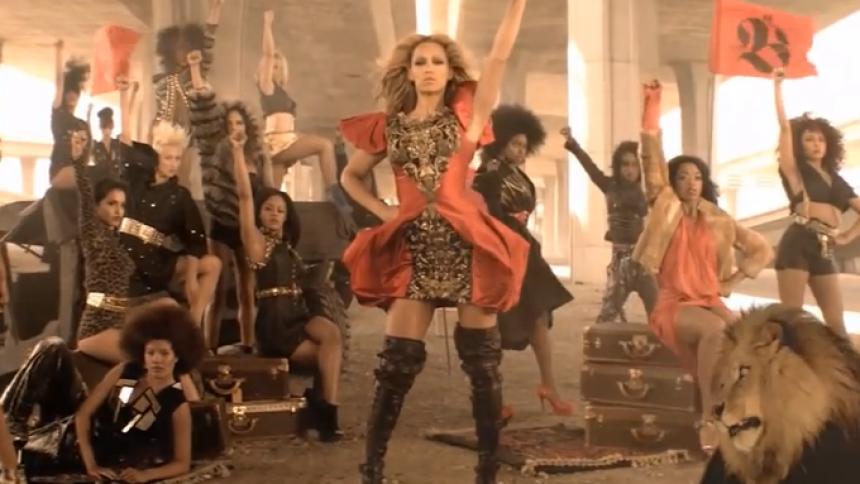 Guide: Her er Beyoncés fem flotteste videoer
